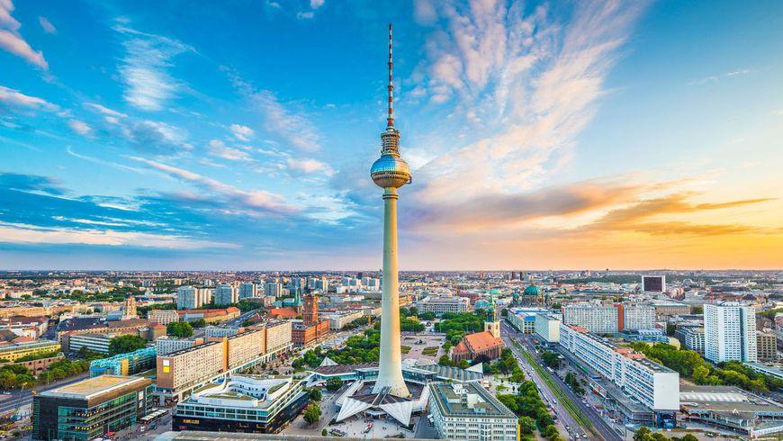 Влюбиться в Берлин за 2 часа - экскурсии