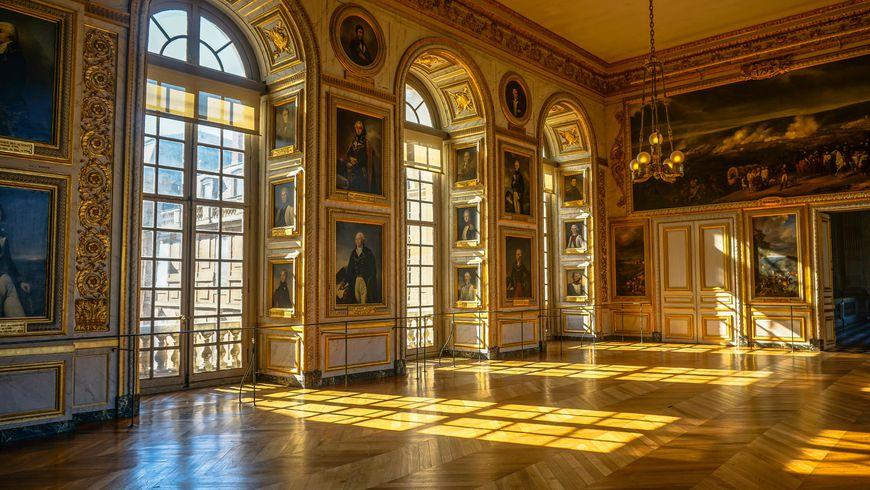 По Версалю не спеша - экскурсии