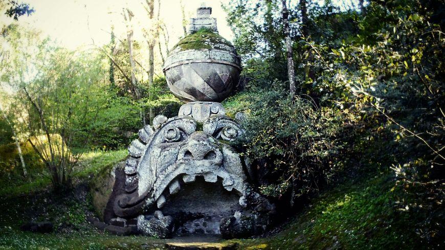 Бомарцо — парк монстров - экскурсии