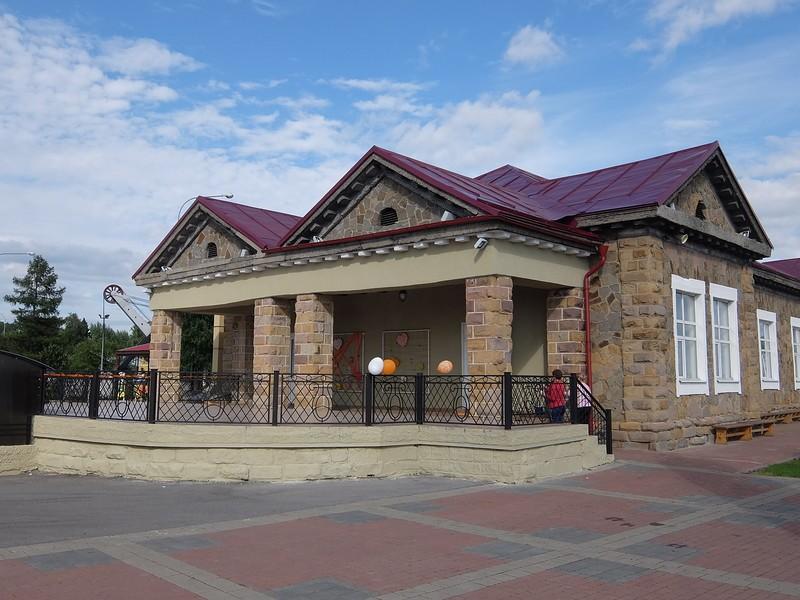 Кемерово - Красная Горка