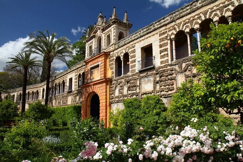 Дворец Алькасар Испания
