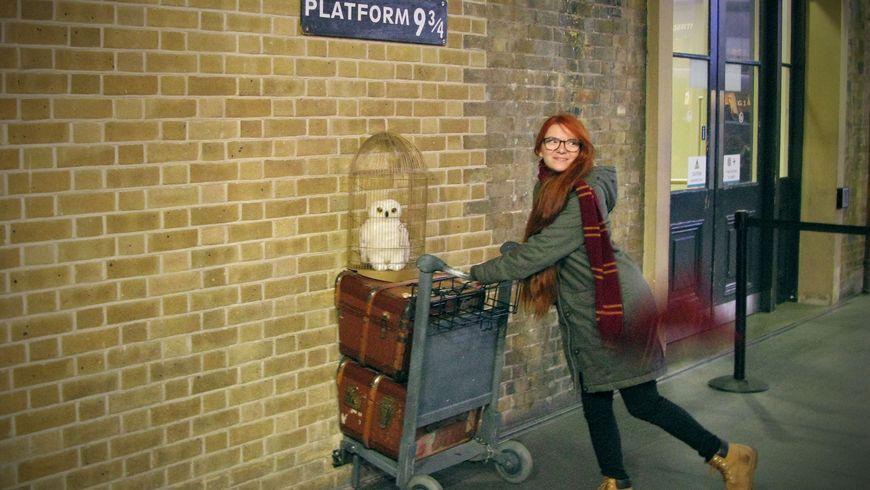 По следам Гарри Поттера в Лондоне! - экскурсии