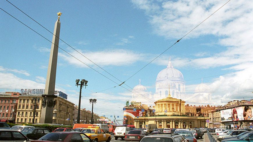 Невидимый Петербург - экскурсии