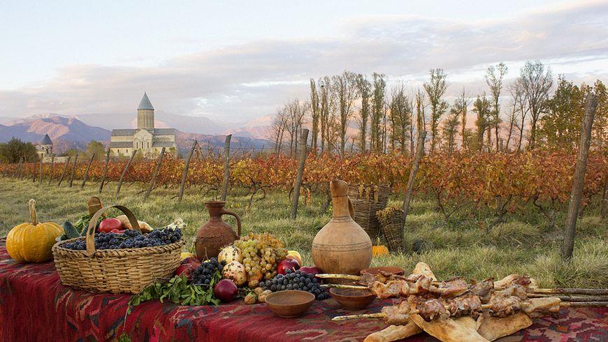 Вино и храмы Кахетии - экскурсии