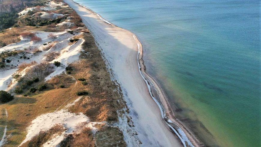 Куршская Коса: куда уходят дюны - экскурсии