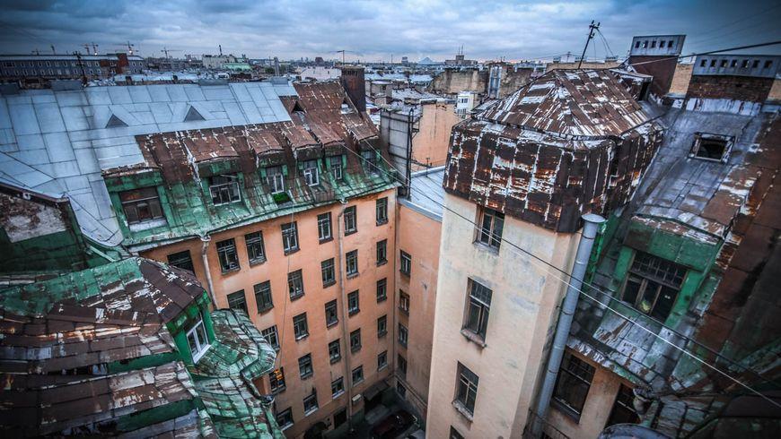 Доходные дома Петербурга: побывать на крышах и внутри - экскурсии