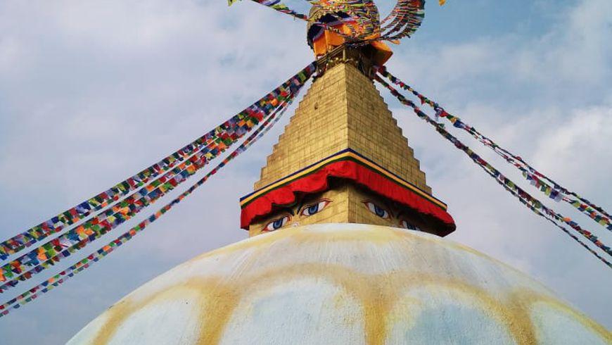 Катманду — первое знакомство - экскурсии