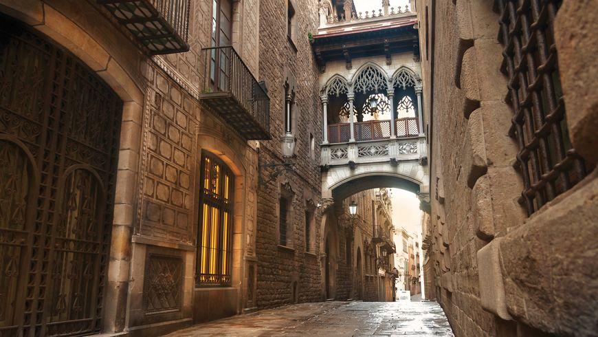 Первые шаги в Барселоне - экскурсии
