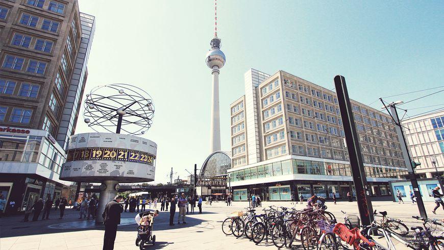 Розовые очки для Берлина - экскурсии