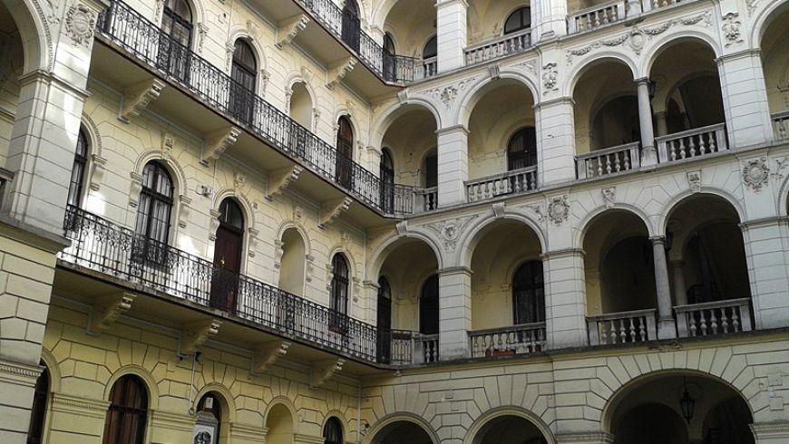 Дворы Будапешта: тайная жизнь города - экскурсии