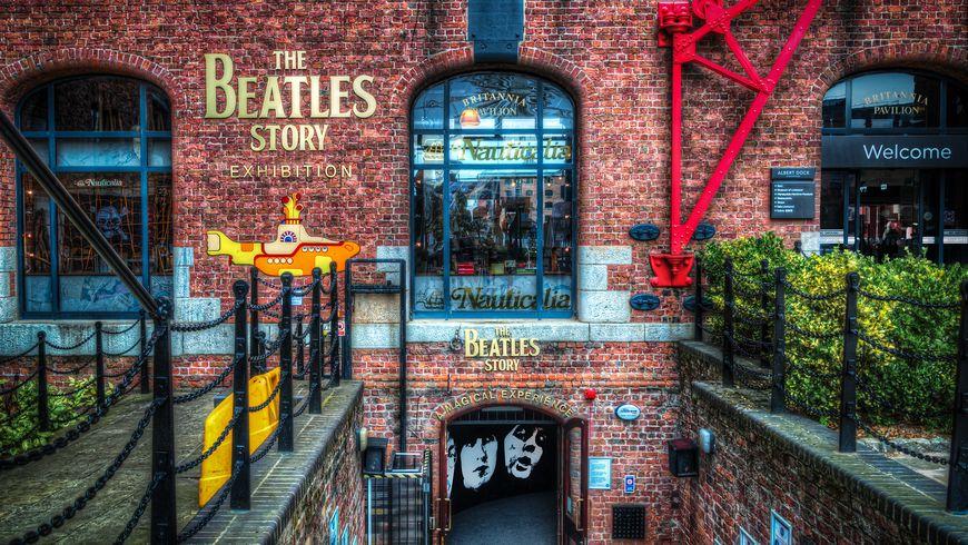 Путешествие по местам The Beatles - экскурсии