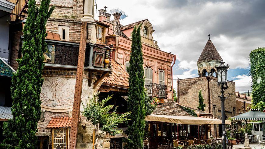 Мцхета— Тбилиси. Путешествие вовремени - экскурсии