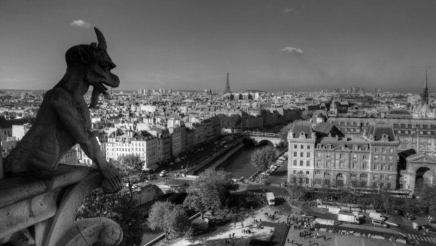 По следам парижских алхимиков - экскурсии