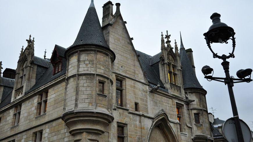 Квартал Маре (Marais). Париж XVII столетия - экскурсии
