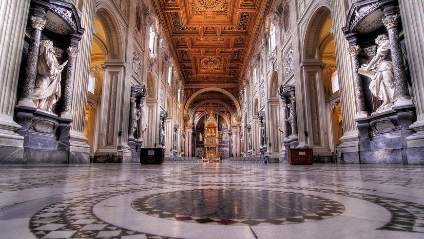 Рим и его христианское наследие - экскурсии