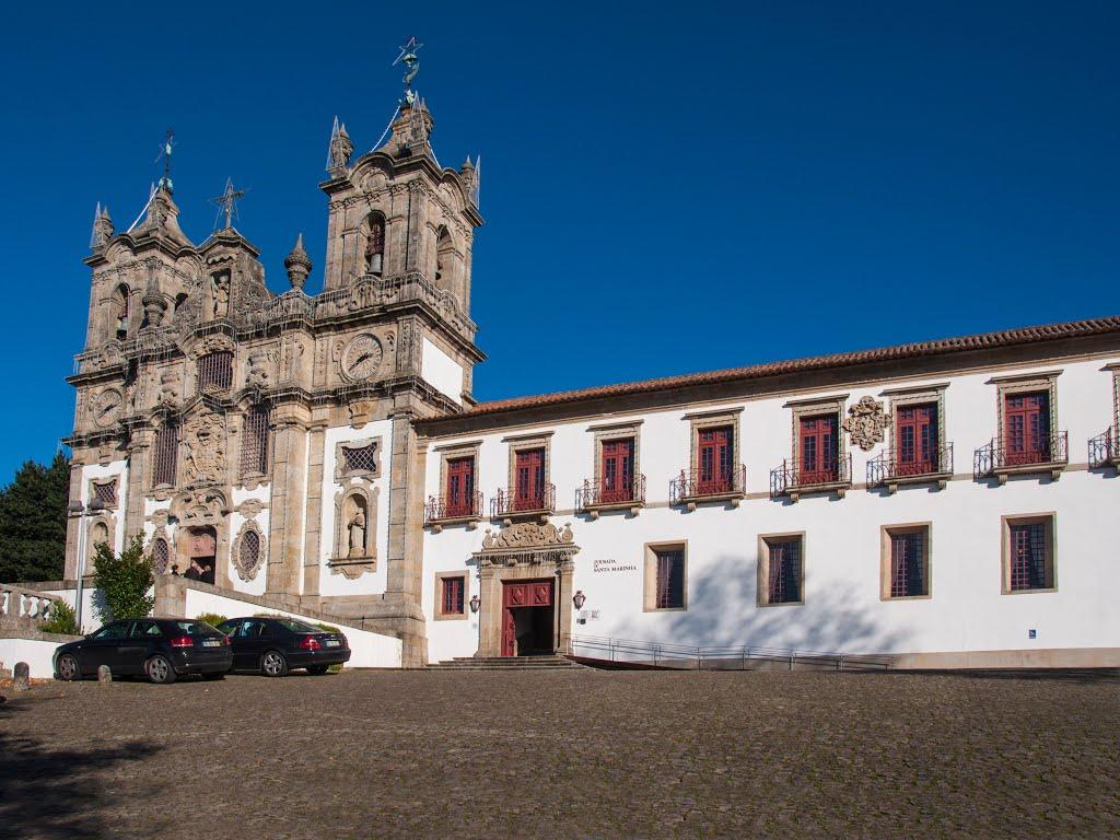 Бывший монастырь Санта-Маринья-да-Кошта