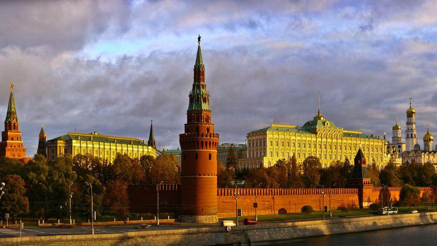 Московский Кремль - экскурсии