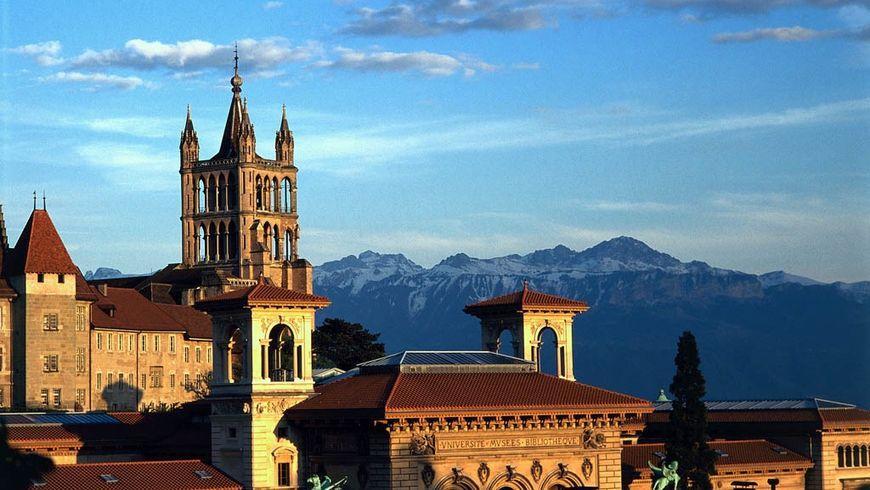 Лозанна — столица Олимпиад и аристократии - экскурсии