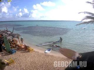 Пляжная веб-камера на острове Бонайре