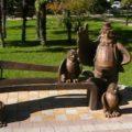 Забавные памятники Сочи - экскурсии