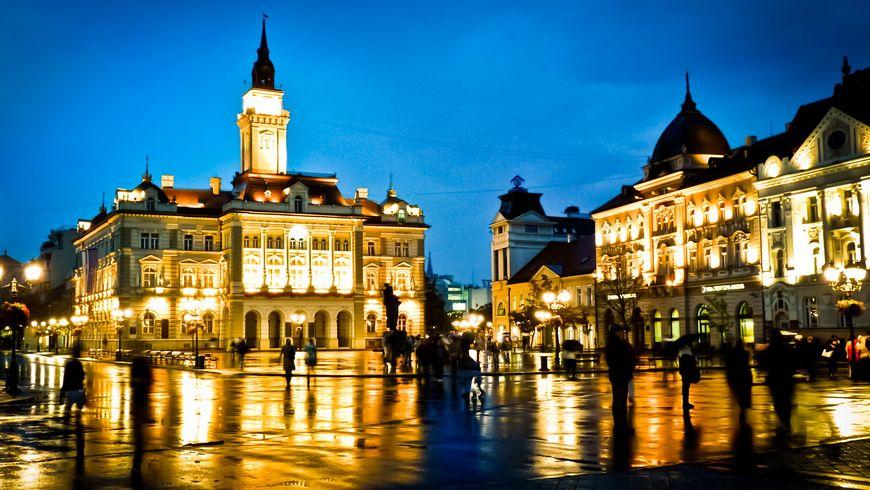 Обзорная экскурсия по Нови-Саду - экскурсии