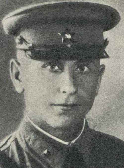 лейтенант Жданов