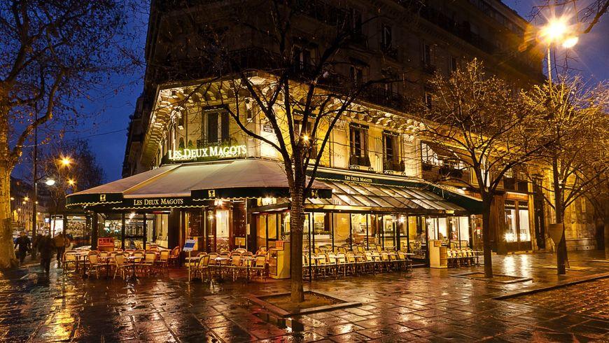 Парижские тайны. Латинский квартал и Сен Жермен - экскурсии