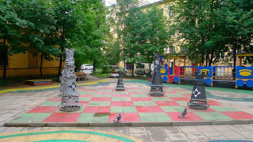 Примечательные дворы Петербурга - экскурсии