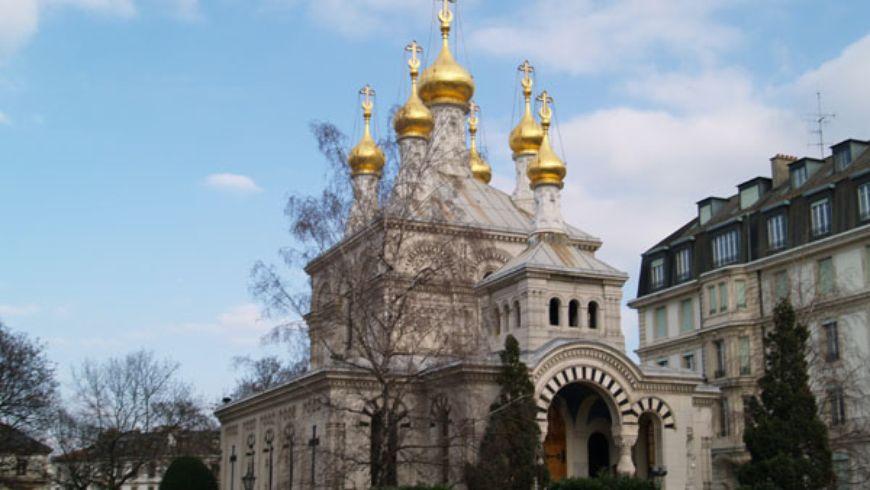 Русская Женева - экскурсии