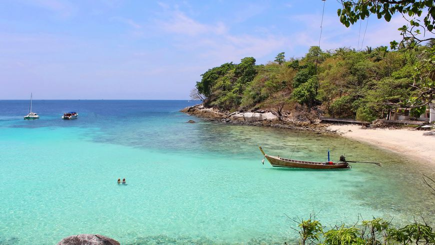 Путешествие к островам Рача