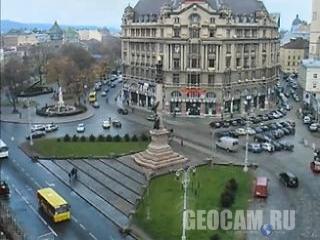 Веб-камера на площади Мицкевича
