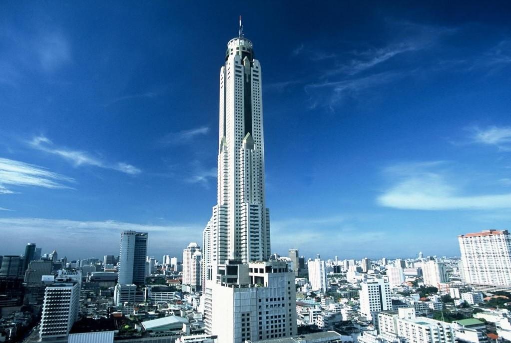 Башня Байок Скай в Бангкоке