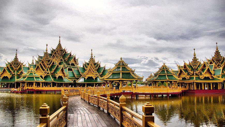 Удивительный и древний Муанг Боран - экскурсии