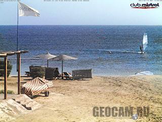 Веб-камера на пляже Марса Алам