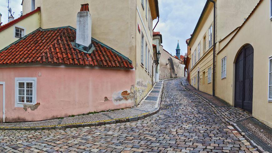 По романтическим уголкам Праги - экскурсии