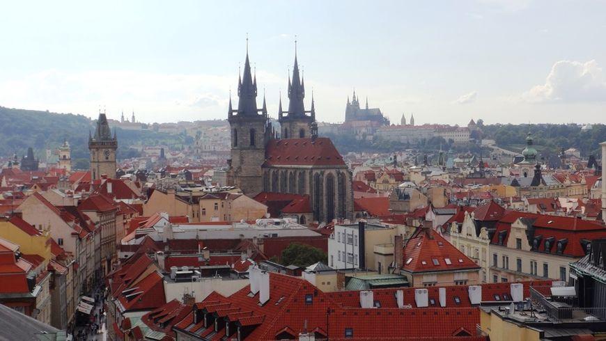 Средневековая Прага - экскурсии