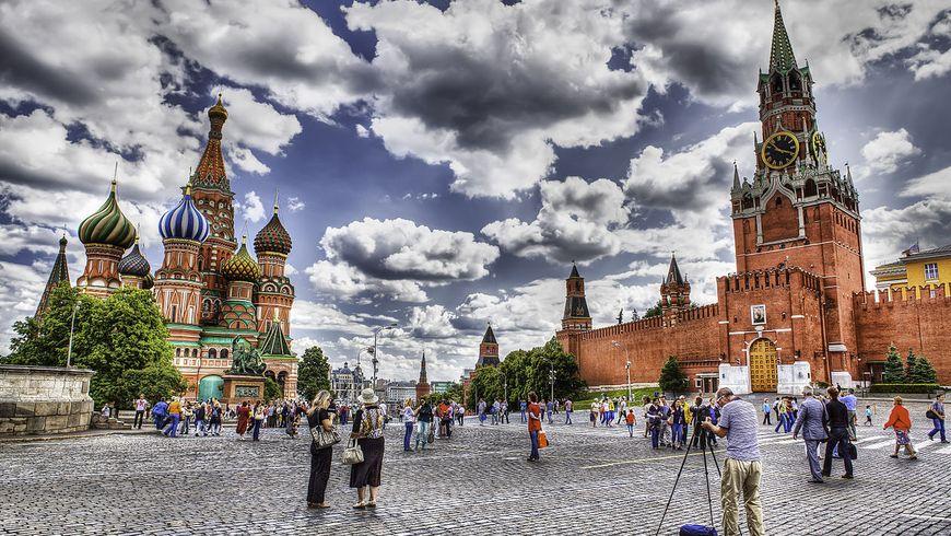 Знаки и символы вокруг Московского Кремля - экскурсии