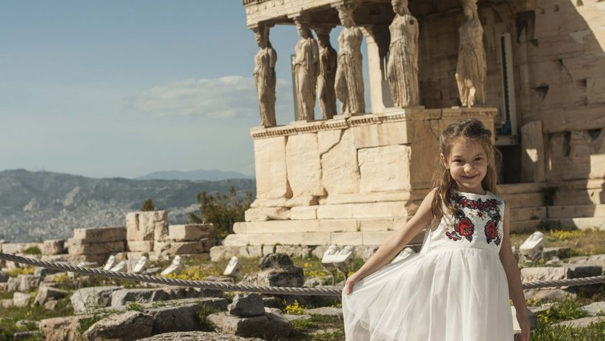 Афины — детская экскурсия с призами - экскурсии
