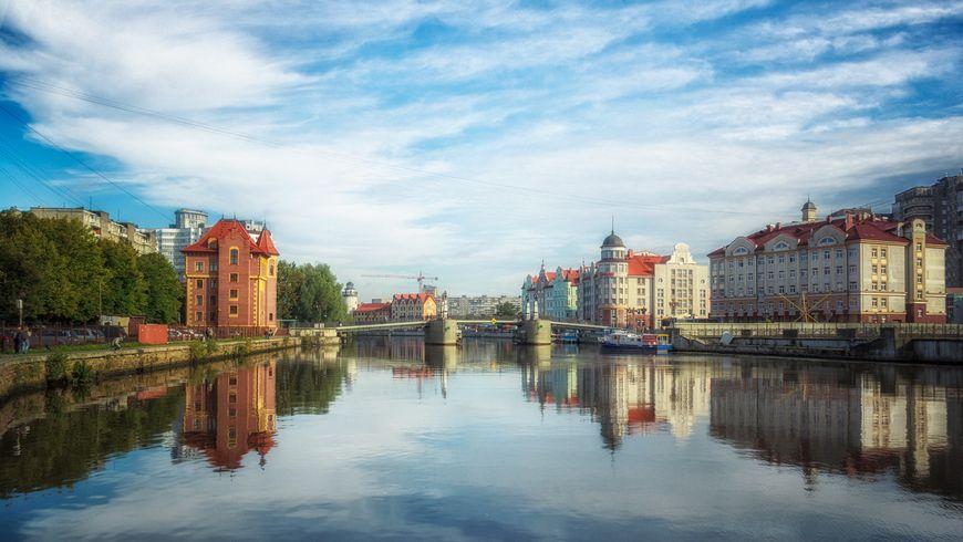Прогулка сквозь время: старый и новый Калининград - экскурсии