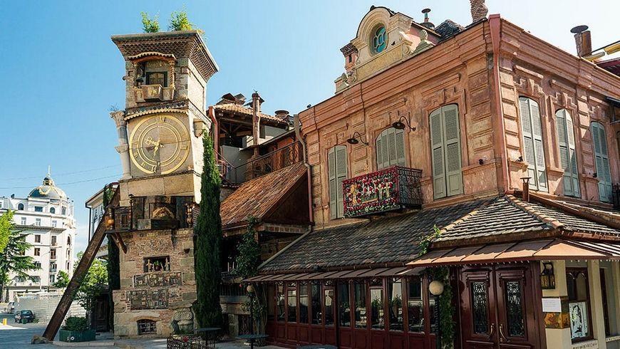 «Тбилиси— это что-то другое» - экскурсии