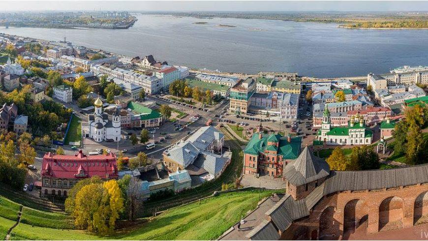 Кремль и Покровка (пешая 2 часа) - экскурсии
