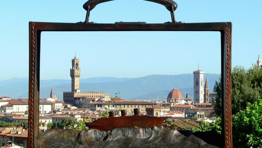 По Флоренции с волшебным чемоданчиком - экскурсии