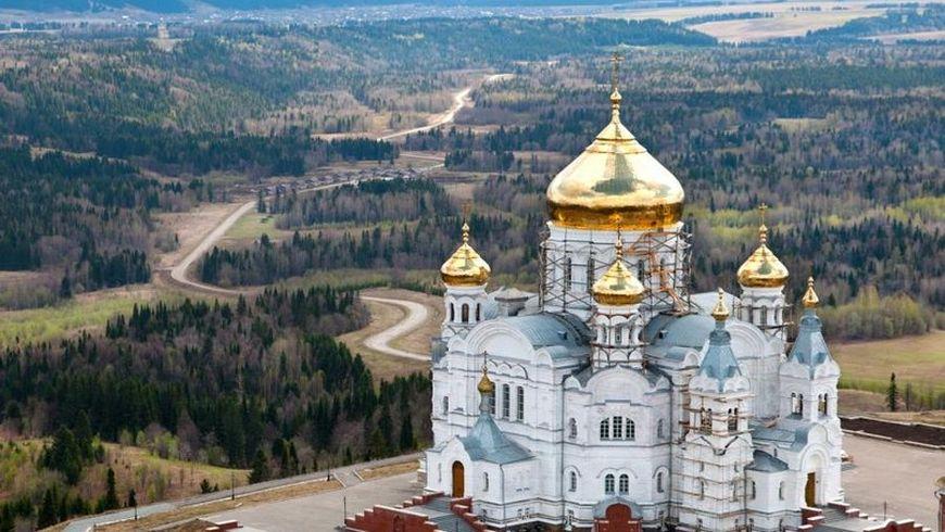 Путешествие к Белогорскому монастырю - экскурсии