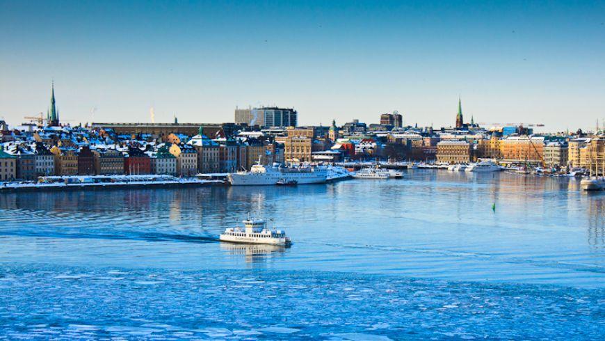 Знакомство с городом: история Стокгольма без скучных фактов и дат - экскурсии