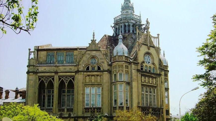 Шедевры архитектуры Баку - экскурсии
