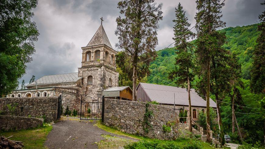 Православные святыни Абхазии - экскурсии