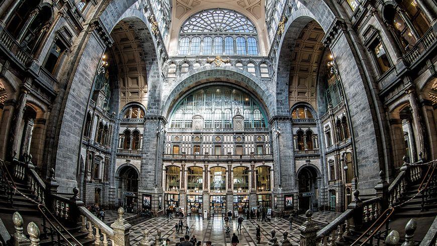 Антверпен — город искусств - экскурсии