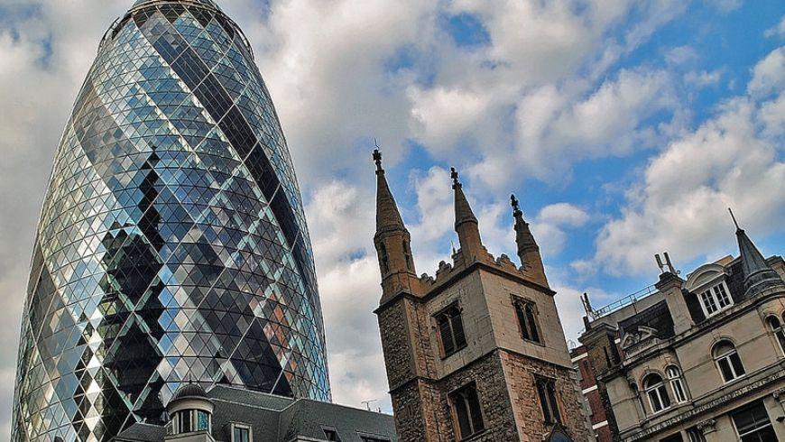 Лондонский Сити - история «квадратной мили» - экскурсии