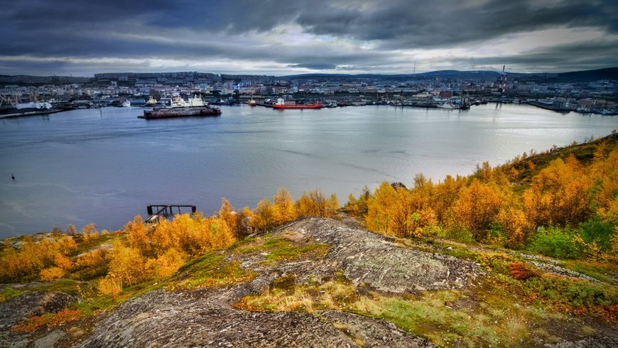По Кольскому фьорду - экскурсии