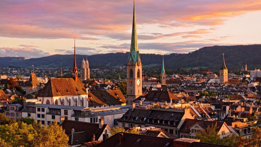 Старый центр Цюриха: по следам Ленина и древних римлян - экскурсии